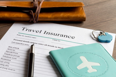Booking travel insurance